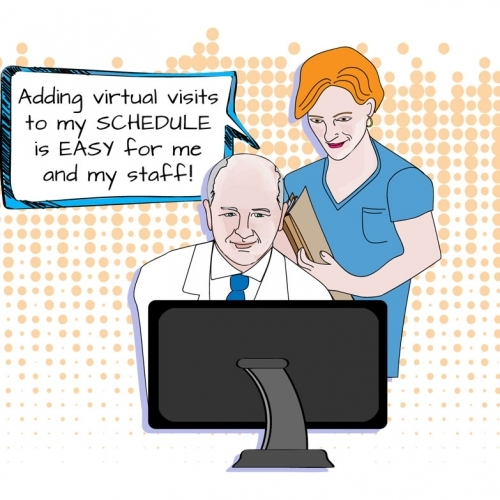 VIRTUAL CARE FITS RIGHT IN